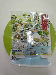かわいい鶴見地図